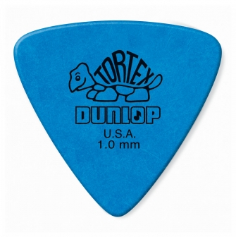DUNLOP TORTEX TRIANGLE 1.00 MM