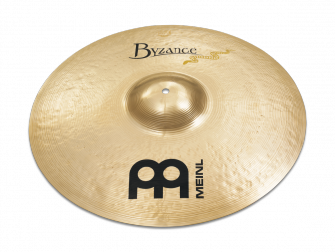 "MEINL 21"" BYZANCE BRILLIANT SERPENTS RIDE"