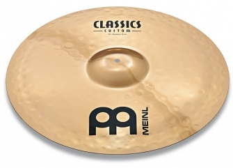"MEINL CLASSICS CUSTOM 20"" MEDIUM RIDE"