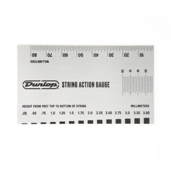 DUNLOP SYSTEM 65 STRING ACTION GAUGE