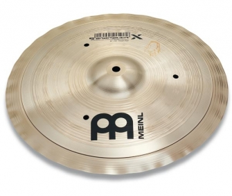 "MEINL GENERATION X 12""/14"" TRASH HAT"