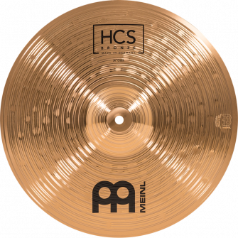 "MEINL HCS BRONZE 18"" CRASH RIDE"