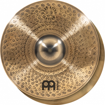 "MEINL 14"" PURE ALLOY CUSTOM MEDIUM THIN HIHAT"