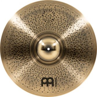 "MEINL 22"" PURE ALLOY CUSTOM MEDIUM THIN RIDE"
