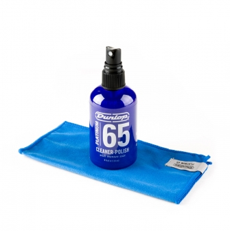 DUNLOP PLATINUM 65 CLEANER & POLISH KIT